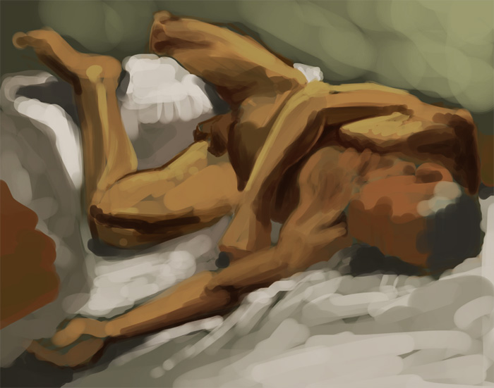 Digital figure drawing 3