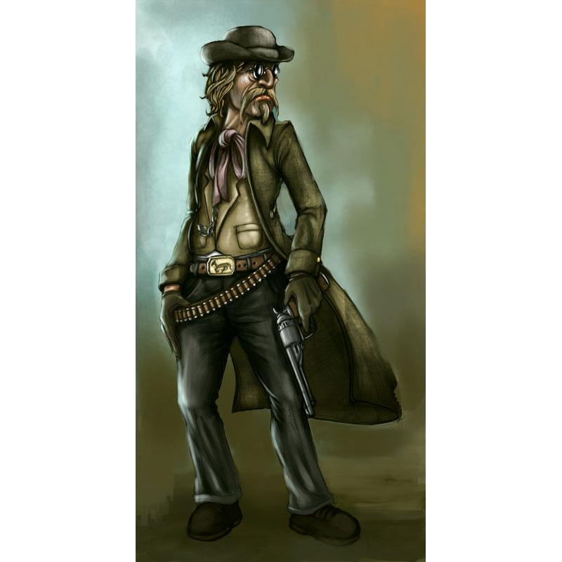 2008 – Cowboy