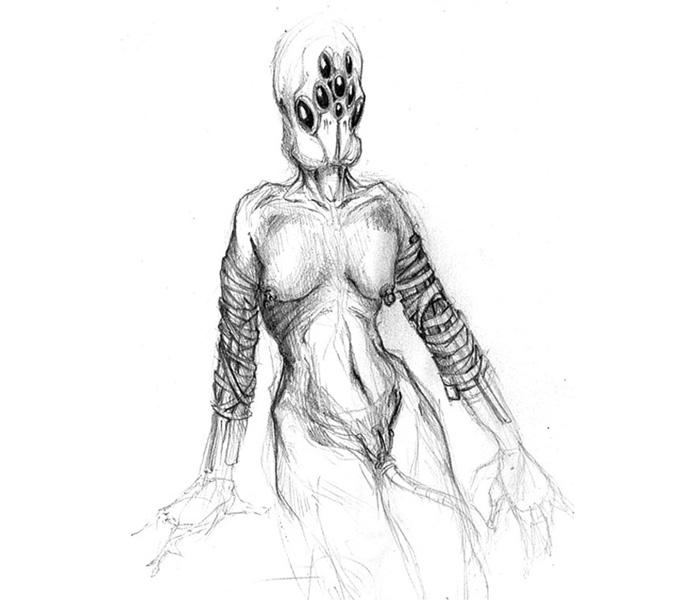2008 – Horror Character