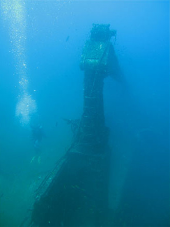 Sri Lanka – Colombo wreck diving