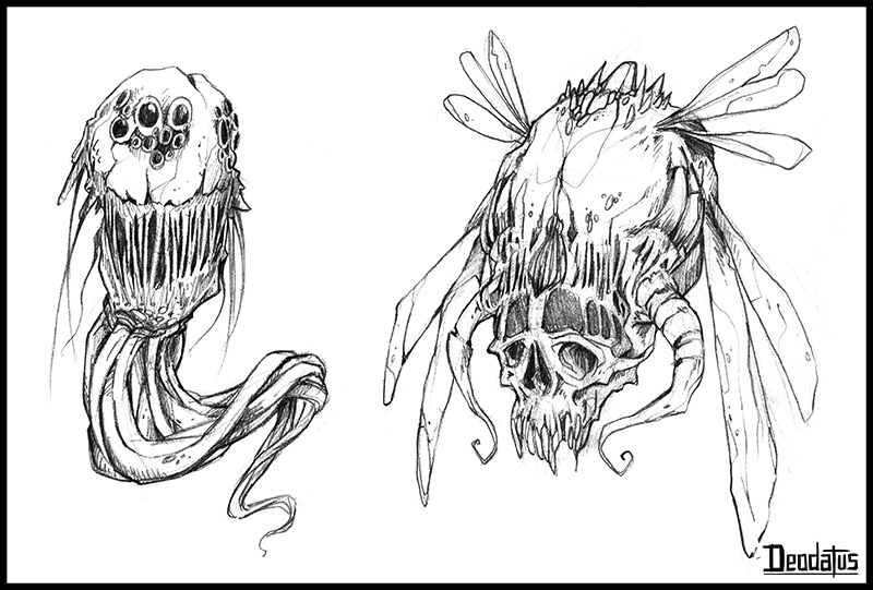 Skull & Tentacles