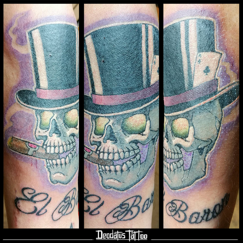 EL BARON Tattoo