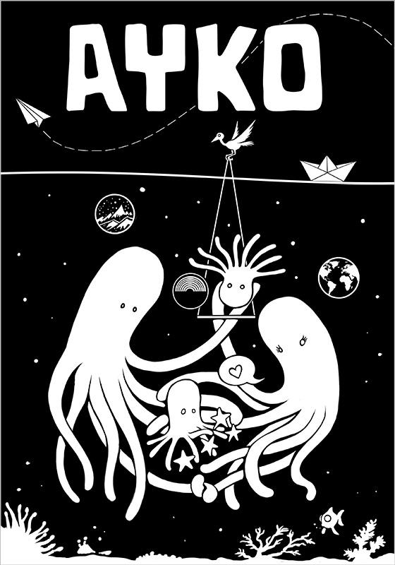 Welcome Ayko!