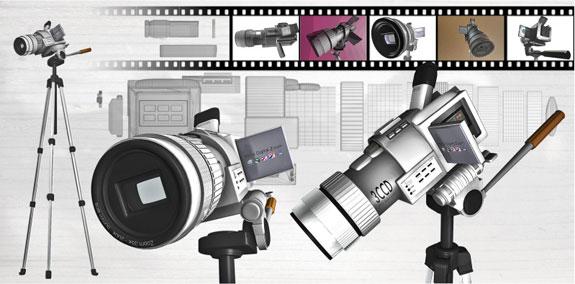 Camera Renders