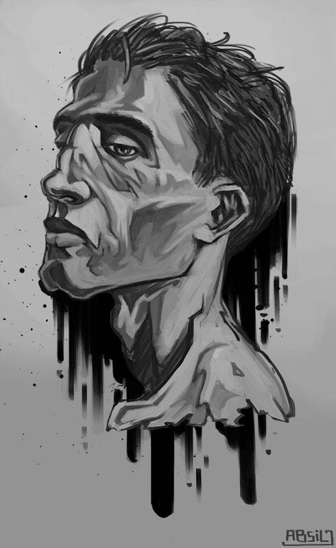2017 – Bowie Face