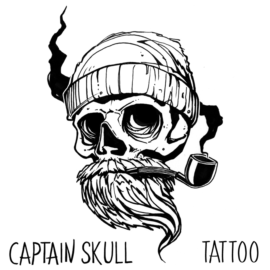 Captain Skull Cousteau